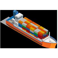 Tengeri-konténeres-szállítás